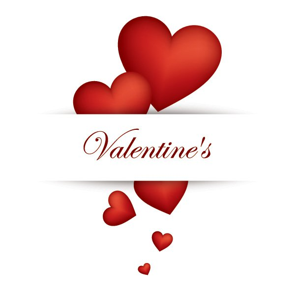 Valentine's Day Vector Graphics