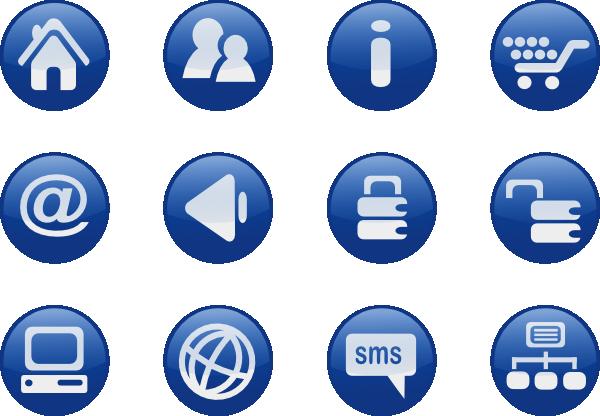 Web Icon Clip Art