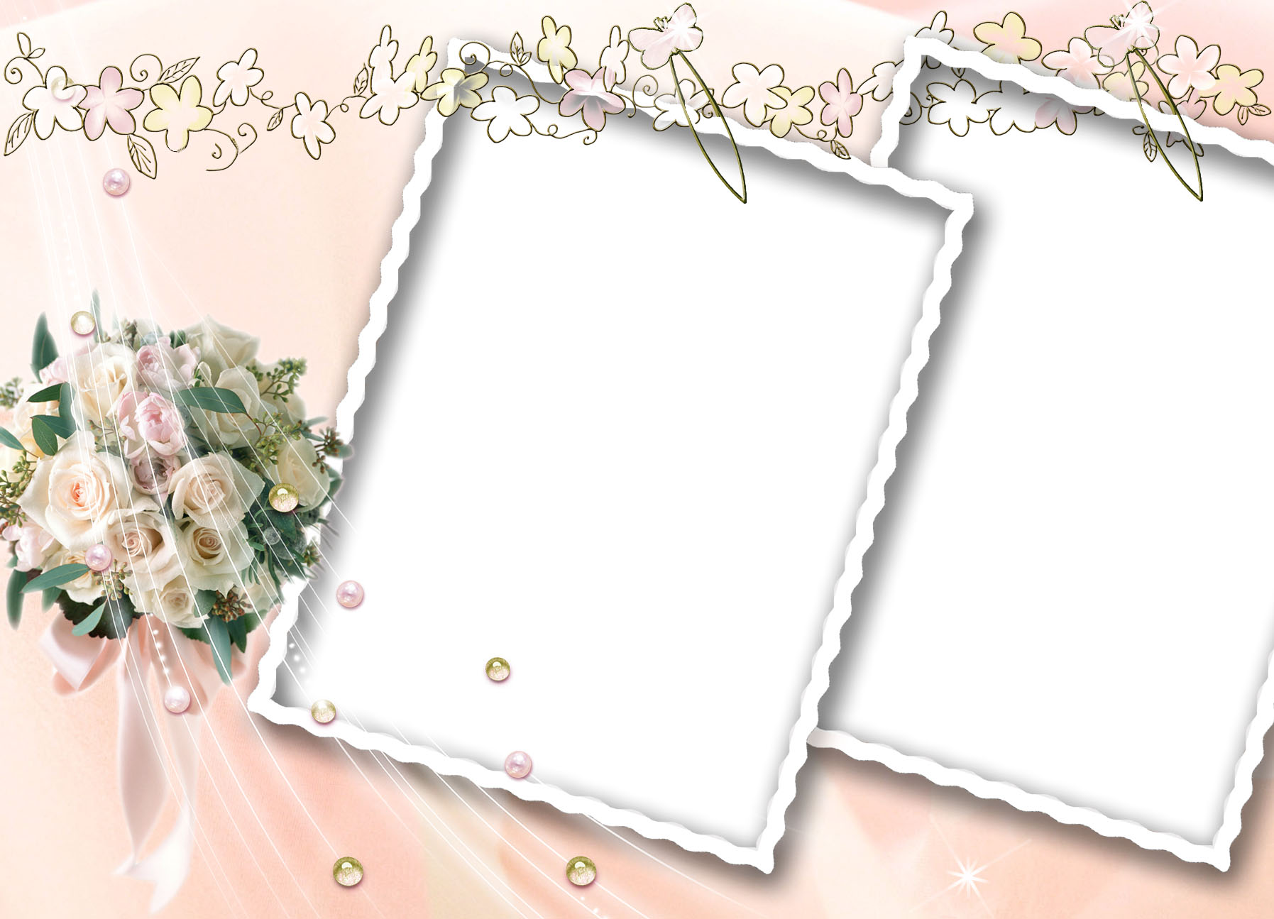 12 Free PSD Photoshop Frames Images