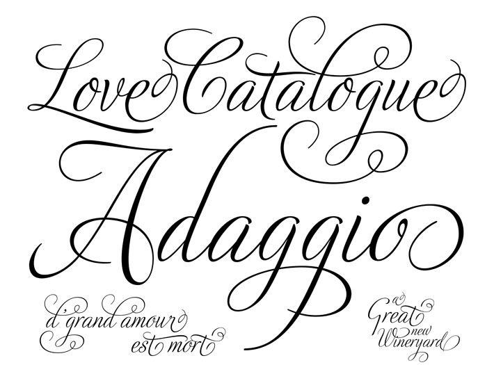 Wedding Script Fonts Free Download