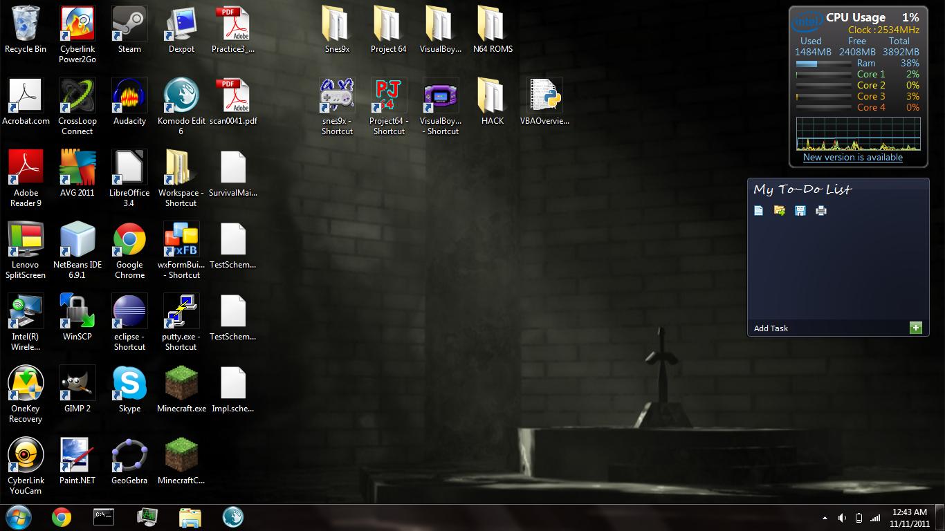 14 Fix Windows 7 Desktop Icons Images