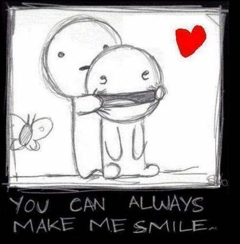 10 You Make Me Smile Graphics Images