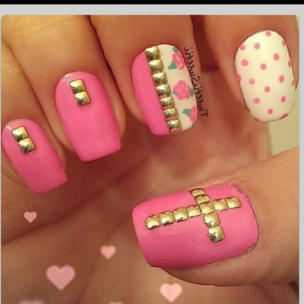 Cute Acrylic Nail Ideas Tumblr The Best Inspiration For Design And
