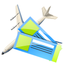 Air-Ticket Icon