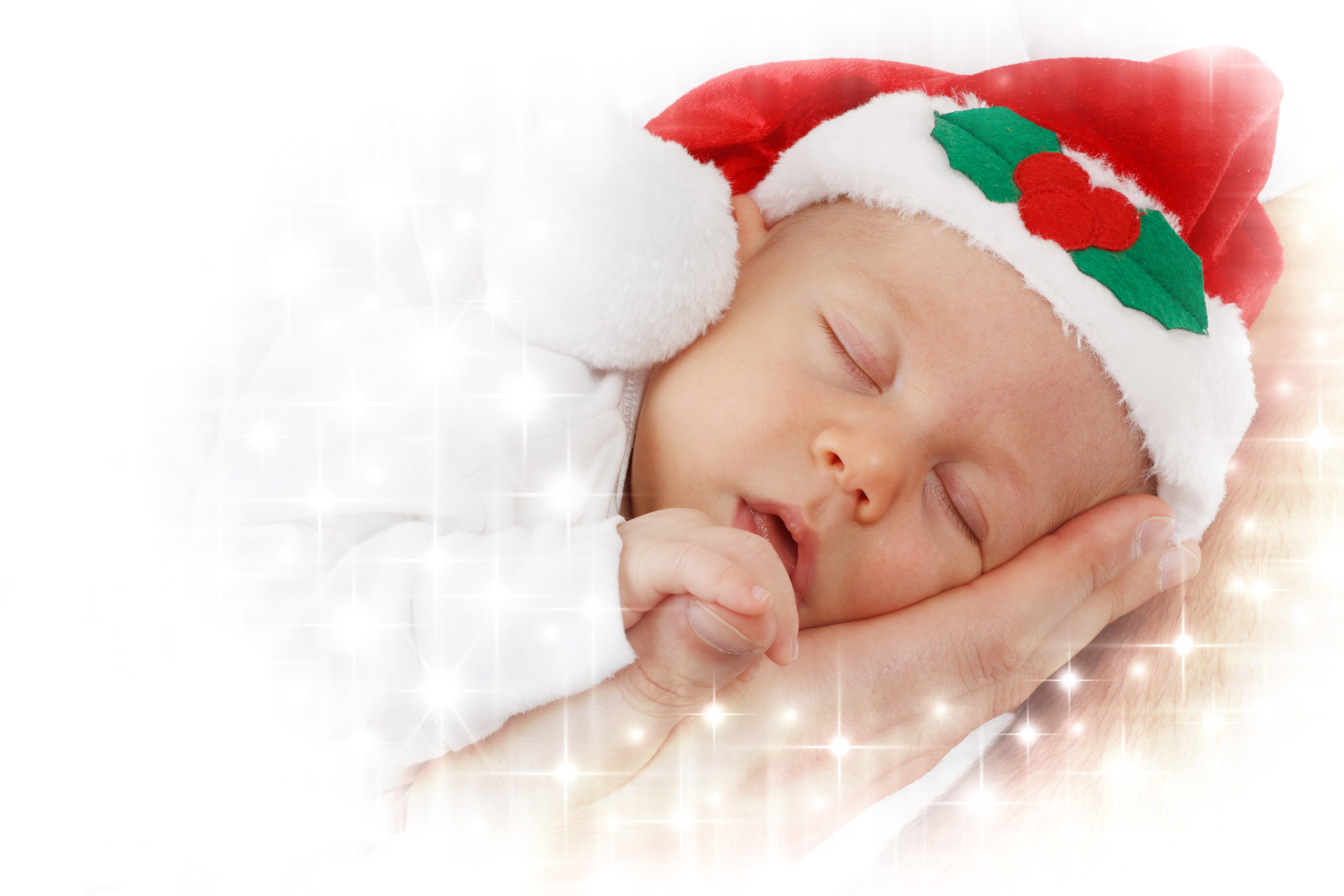 11 Baby Christmas Photography Images