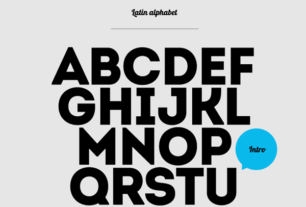 15 Best Typography Fonts Images