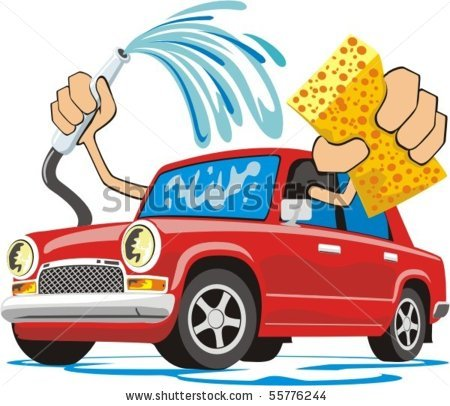 14 Car Wash Vector Art Images