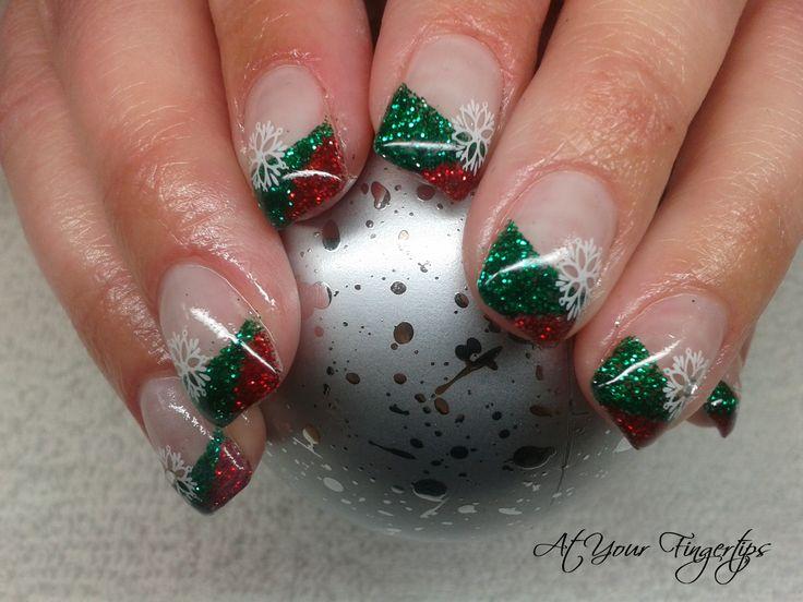 Christmas Nails Gel.13 Christmas Gel Nail Designs Images Christmas Gel Nails
