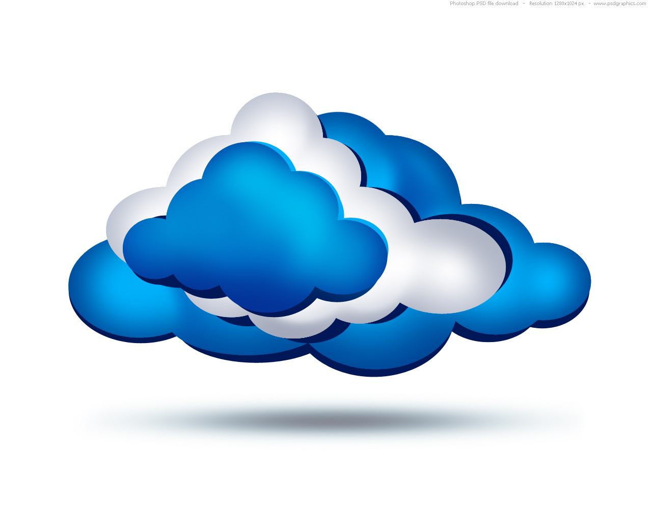 16 Clouds As Icon Images