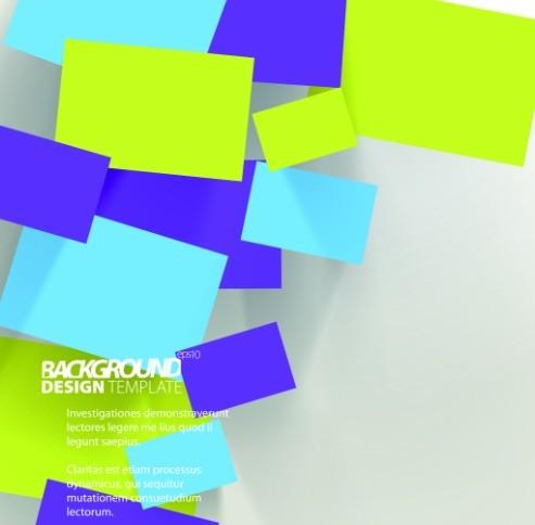 Colored Geometric Shape Blocks