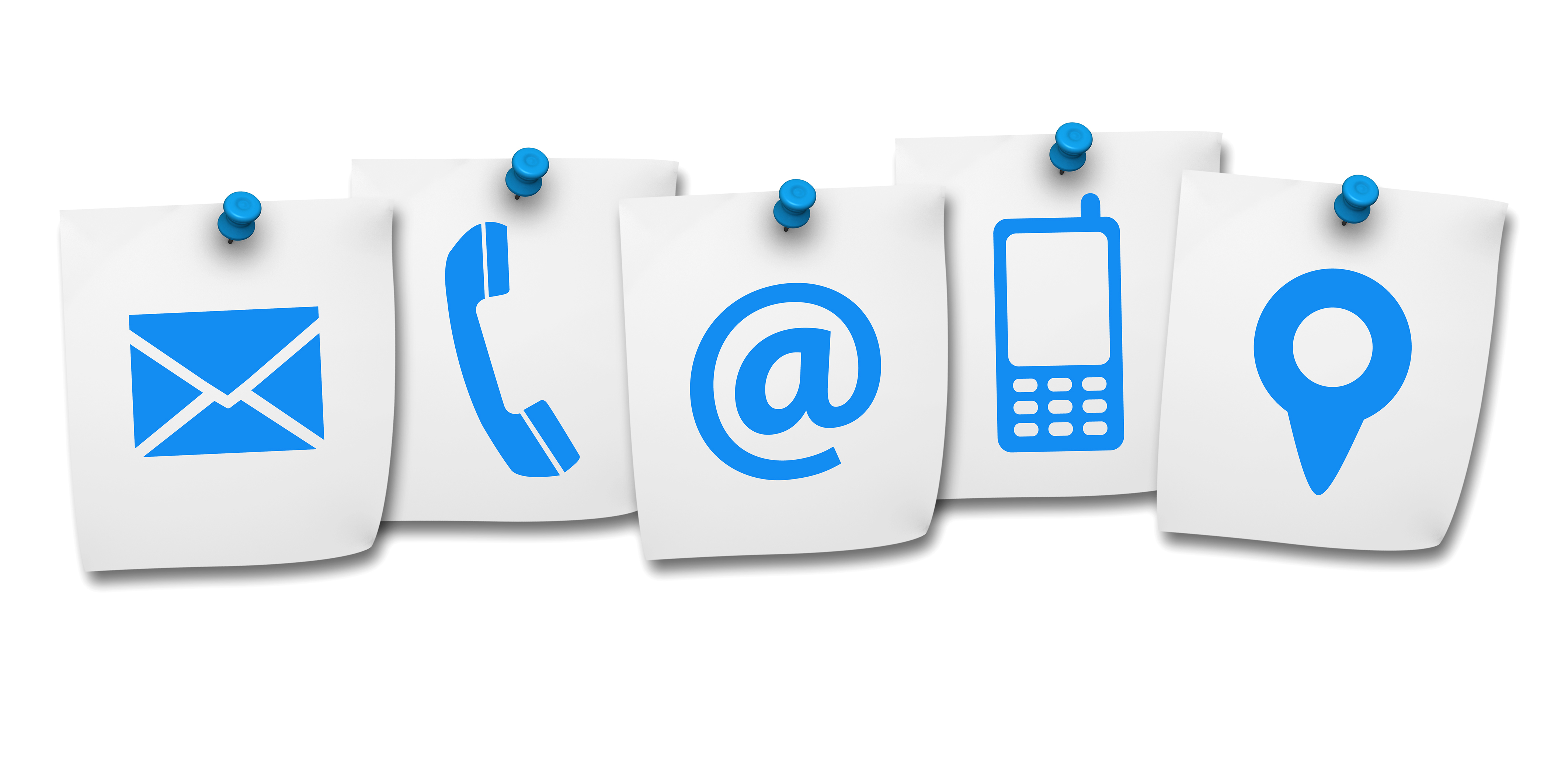 9 Contact Information Icon Images