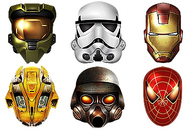 16 Cool Gaming Icons Images