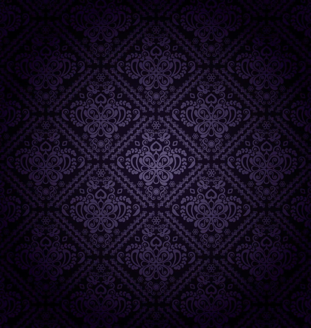 15 Dark Purple Pattern Vector Images