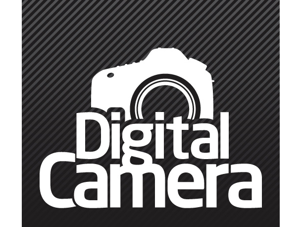 14 DSLR Camera In PSD Logo Images