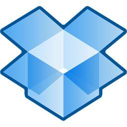 10 Dropbox Large Icon Images