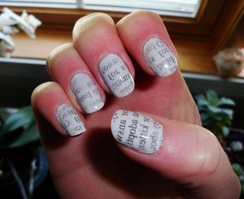 Easy nail designs for short nails to do at home nailarts ideas view images step by nail designs for short nails images easy prinsesfo Images