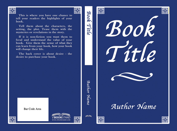 Design A New Book Cover Template ~ Book jacket template images templates covers