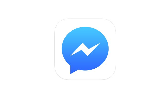 Facebook Messenger Android App Icon