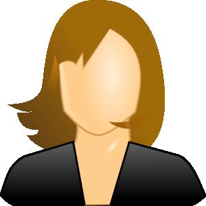 Female Icon Clip Art