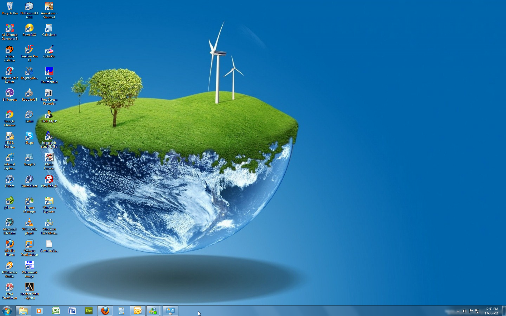 16 3D Icons For Windows 7 Images - Free 3D Desktop Themes
