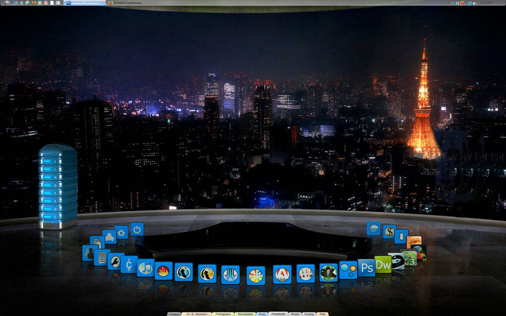 16 3D Icons For Windows 7 Images