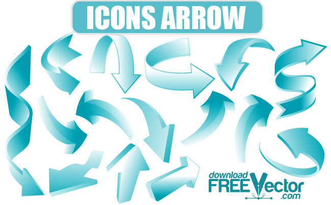 Free Arrow Icons