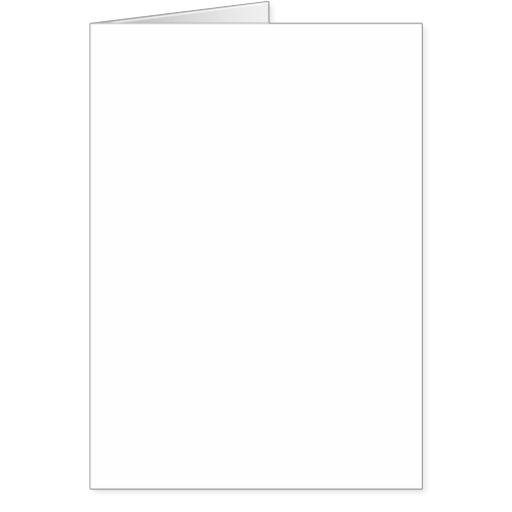 free greeting card templates - 11 birthday card blank template word images free 5x7