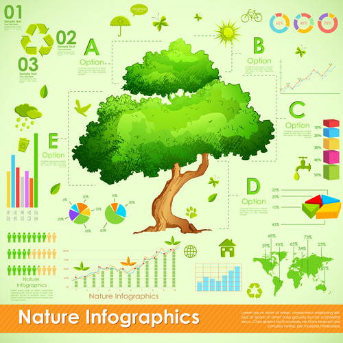 Free Infographics Vector Art