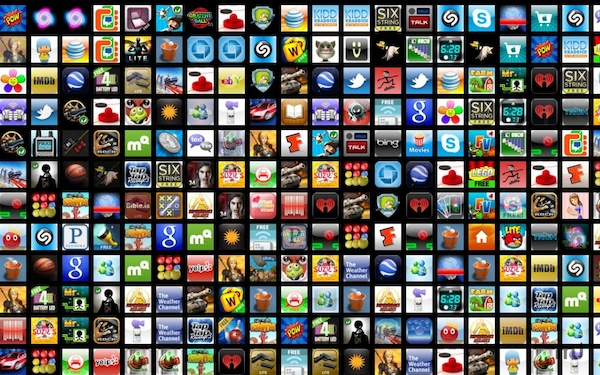 19 Game App IPhone Icons Images
