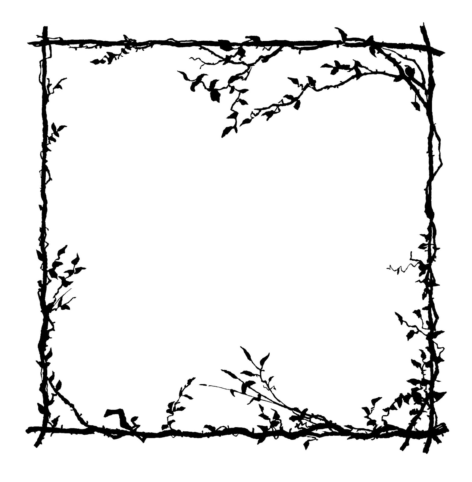 photograph relating to Free Printable Picture Frames identified as 17 Body Border Structure Photographs - Islamic Borders and Frames
