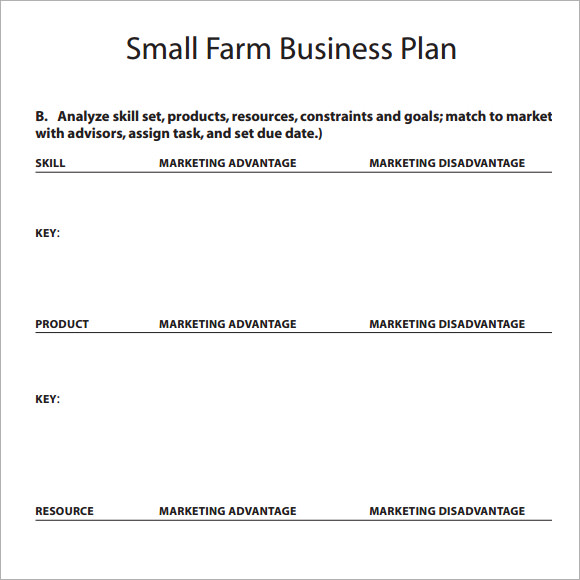 Sle small business plan 28 images business continuity plan sle flashek Images