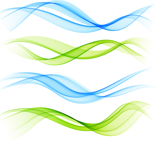 Free Vector Wave Design