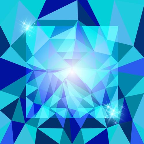 Geometric Diamond Shapes