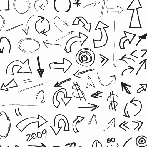 10 Hand Drawn Vector Icon Free Images