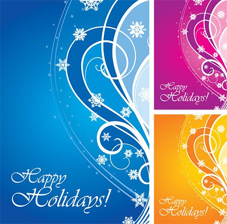 Happy Holidays Cards Free