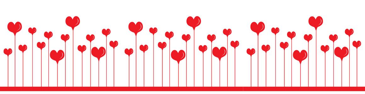 15 Valentine Vector Border Designs Images