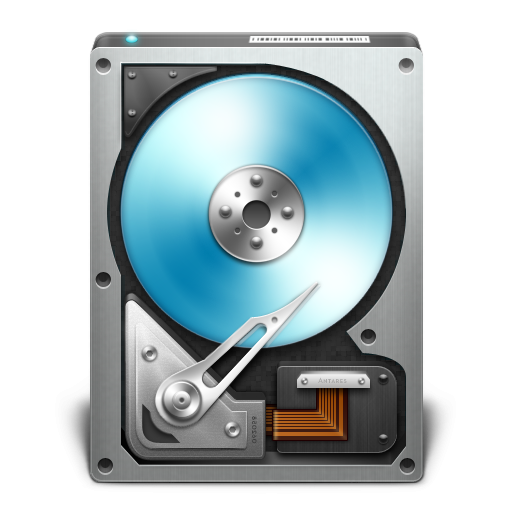 5 Hard Drive Icon Images
