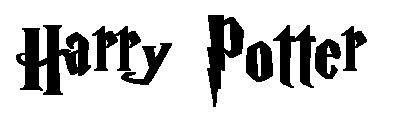13 Harry Potter Font Mac Images Harry Potter Fonts
