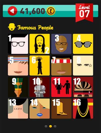 Quiz 61 - Round 3 - Celebrities - Ready-Made Pub Quiz