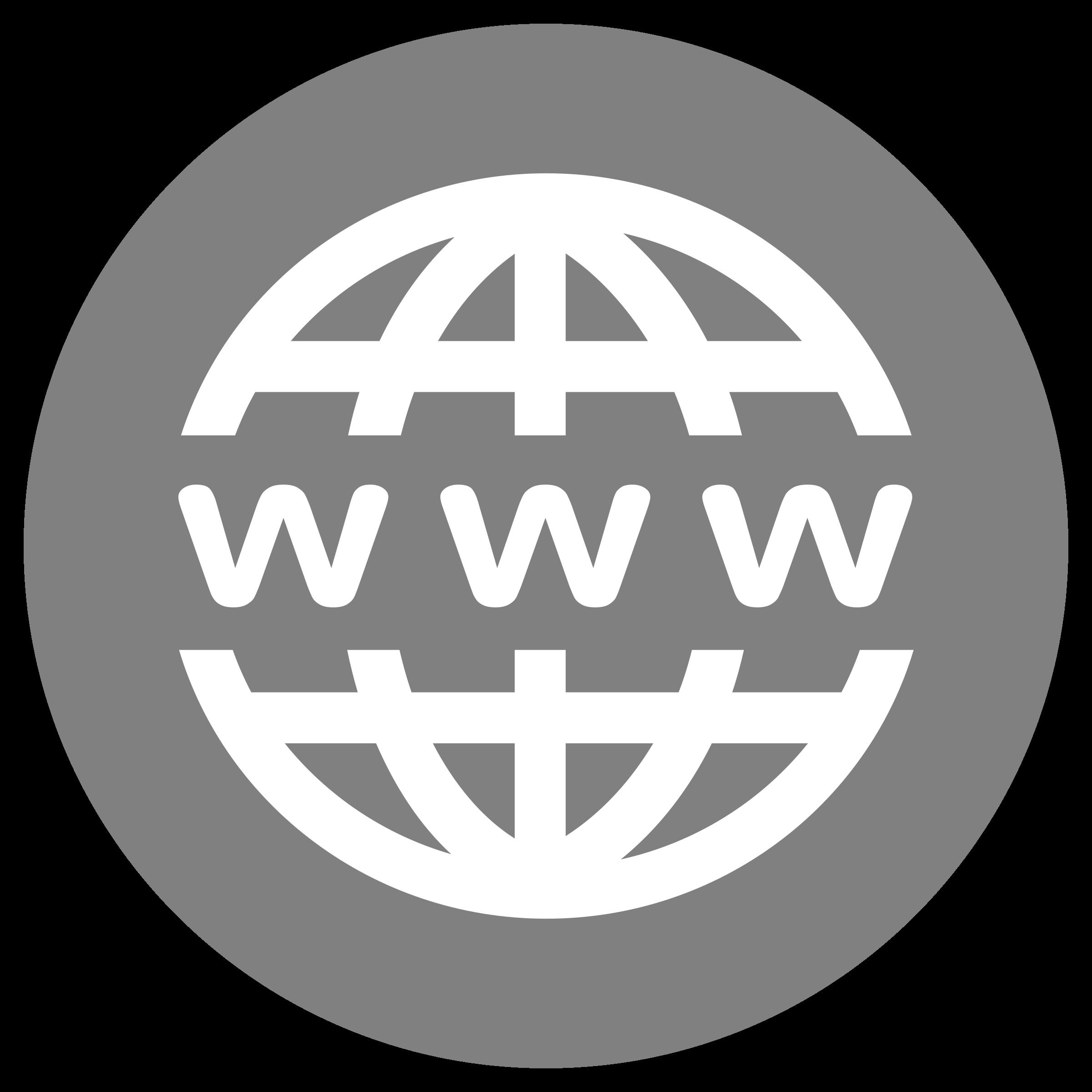 15 internet icon gray images internet icon grey