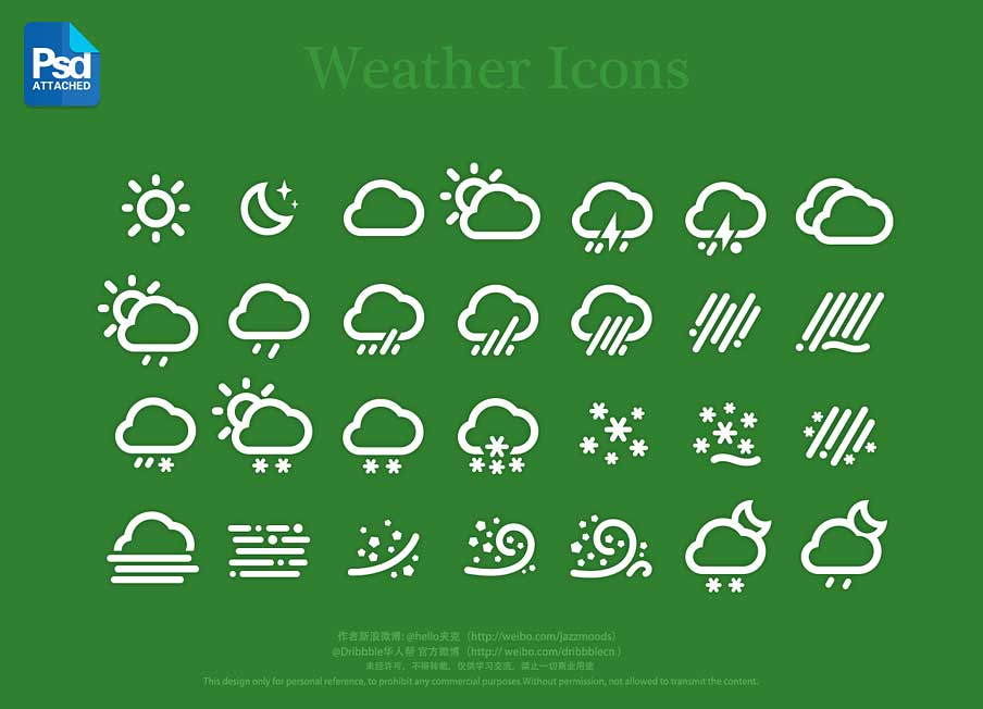9 Weather App IPhone Icon Meanings Images