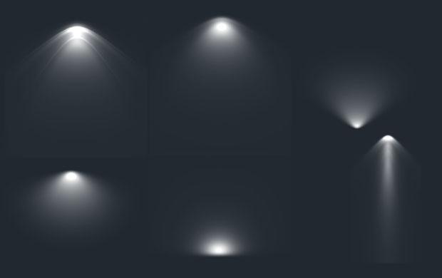 Light Effect Brushes Photoshop