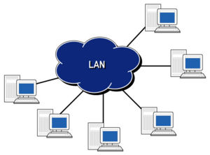 8 LAN Network Icon Images