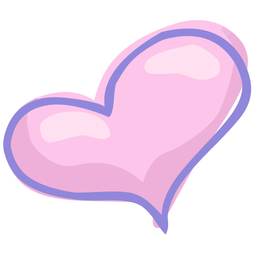 6 Heart Message Icon Images