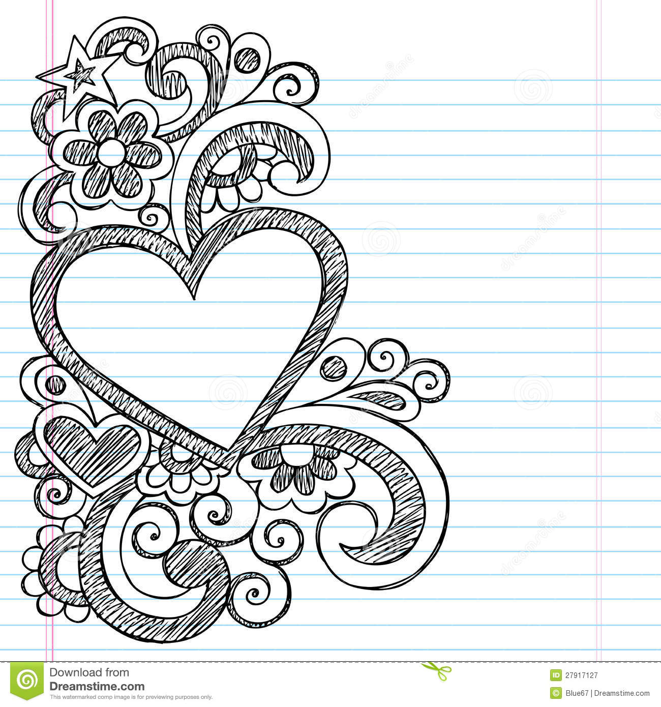Book Cover Drawing Easy : Valentine vector border designs images happy