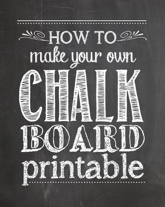 14 Chalkboard Font Stencils Images