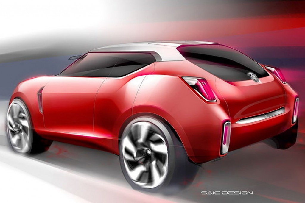 Mg Concept Cars