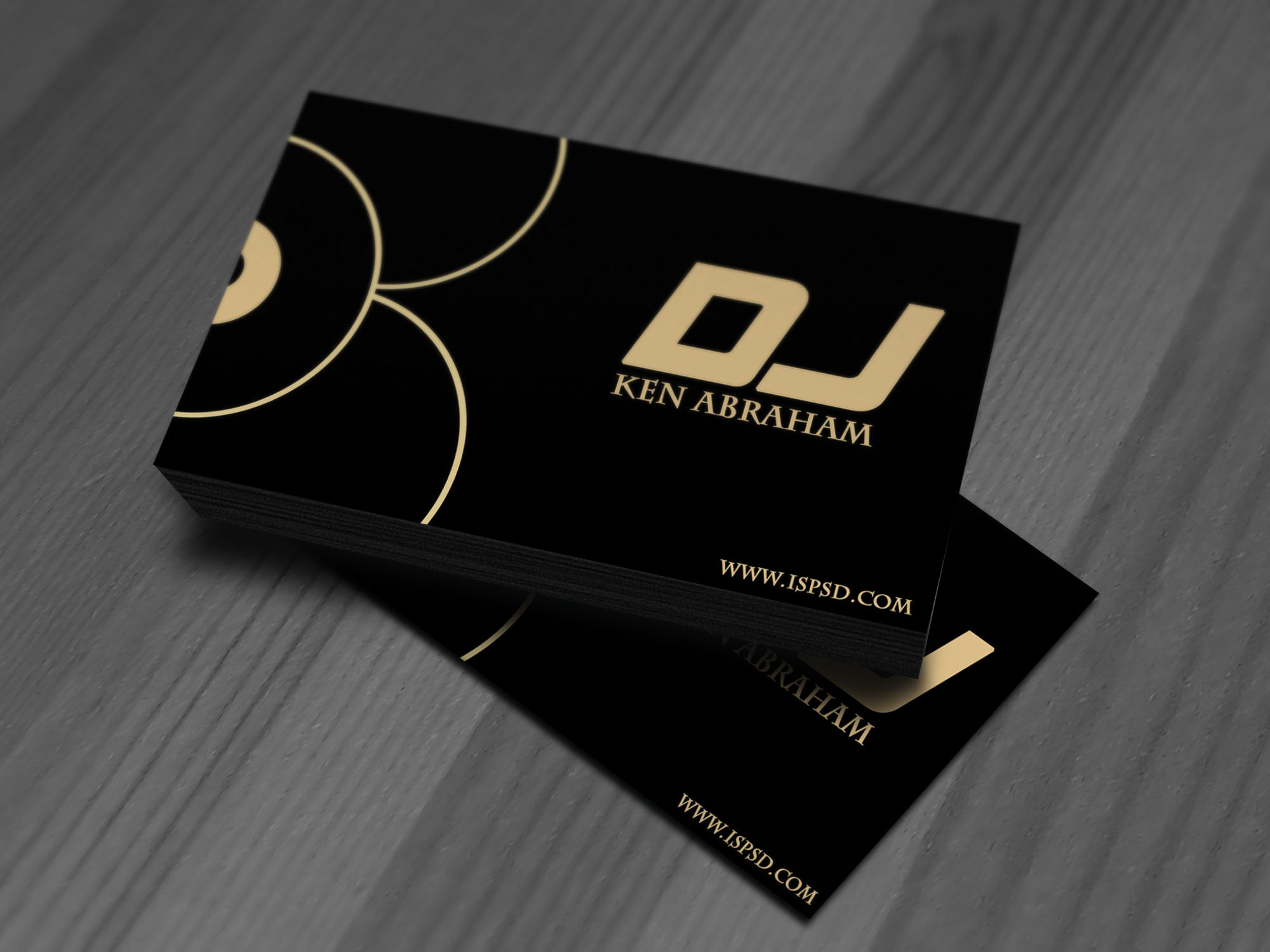 Inspirational Images Of Free Business Card Template Psd Business - Dj business card template