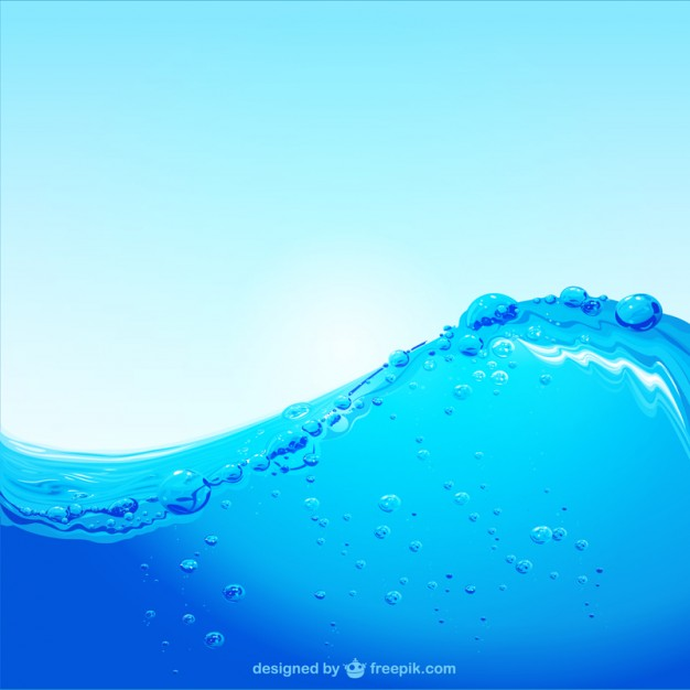 Ocean Wave Vector Free Download