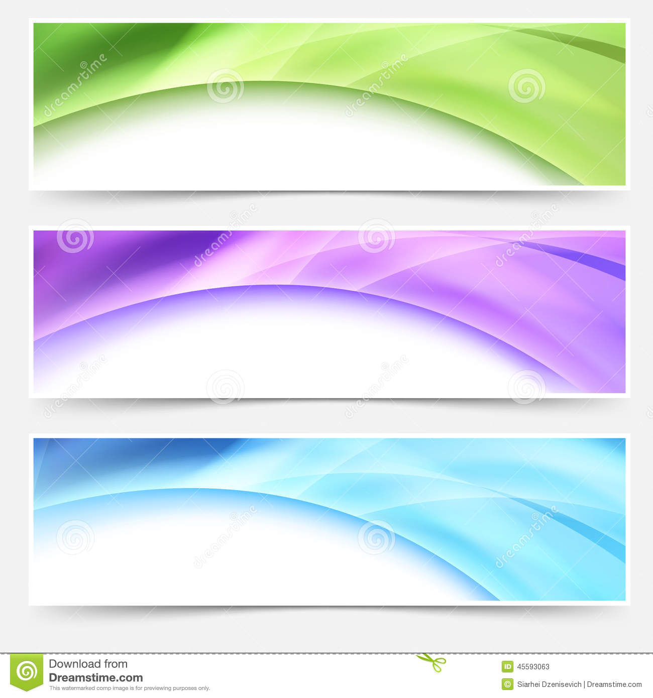 Header And Footer Design Free Download